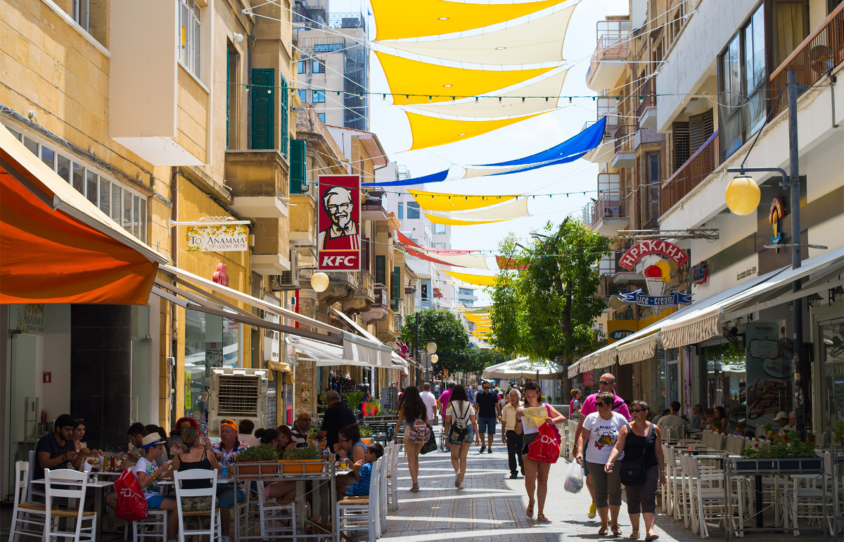 Ledras Street