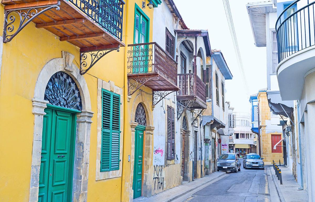 Old town of Nicosia